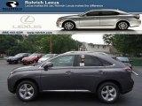 2013 Nebula Gray Pearl Lexus RX 350 AWD #76773598