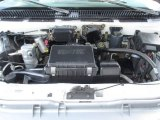 GMC Safari Engines