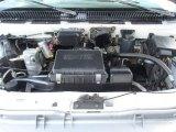 GMC Safari Engines