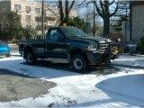 2003 Dark Highland Green Metallic Ford F250 Super Duty XL Regular Cab 4x4 #76773718