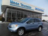 2011 Glacier Blue Metallic Honda CR-V EX 4WD #76773641