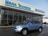 2011 Glacier Blue Metallic Honda CR-V EX-L 4WD #76773640
