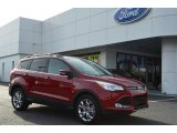 2013 Ruby Red Metallic Ford Escape SEL 2.0L EcoBoost #76773569