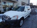2006 Taffeta White Honda CR-V EX 4WD #76773783