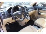 2010 Honda CR-V EX-L AWD Ivory Interior