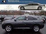 2013 Nebula Gray Pearl Lexus RX 350 AWD #76773615