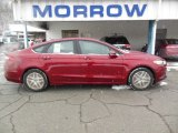 2013 Ruby Red Metallic Ford Fusion SE 1.6 EcoBoost #76773551