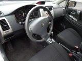 Suzuki Aerio Interiors