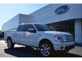 2013 Ford F150 Limited SuperCrew 4x4