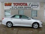 2013 Classic Silver Metallic Toyota Camry SE #76803896