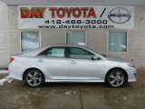 2013 Classic Silver Metallic Toyota Camry SE V6 #76803895
