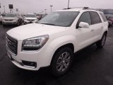 2013 Summit White GMC Acadia SLT #76804267