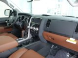 2013 Toyota Tundra Limited CrewMax 4x4 Dashboard