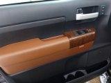 2013 Toyota Tundra Limited CrewMax 4x4 Door Panel