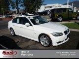 2010 Alpine White BMW 3 Series 335i Sedan #76804122