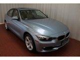2013 Liquid Blue Metallic BMW 3 Series 328i xDrive Sedan #76803886