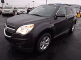 2013 Tungsten Metallic Chevrolet Equinox LT #76804258