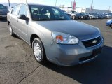 2007 Golden Pewter Metallic Chevrolet Malibu LS Sedan #76803878