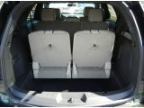 2013 Ford Explorer Limited Trunk