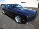 2013 Jazz Blue Pearl Dodge Challenger SXT #76804375