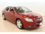 2008 Red Jewel Tint Coat Chevrolet Malibu LT Sedan #76804359