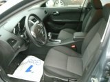 2008 Chevrolet Malibu LT Sedan Front Seat