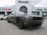 Granite Crystal Metallic Dodge Challenger in 2013