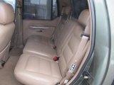 2002 Ford Explorer Sport Trac 4x4 Rear Seat