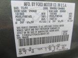 2002 Explorer Sport Trac Color Code for Estate Green Metallic - Color Code: ST