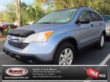 2007 Glacier Blue Metallic Honda CR-V EX #76803828