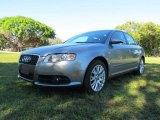 2008 Quartz Grey Metallic Audi A4 2.0T quattro Sedan #76804628