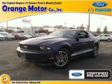 2011 Kona Blue Metallic Ford Mustang V6 Premium Coupe #76804081