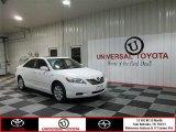 2008 Super White Toyota Camry Hybrid #76803942