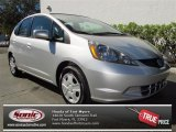 2013 Alabaster Silver Metallic Honda Fit  #76803812