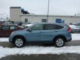 2013 Mountain Air Metallic Honda CR-V EX AWD #76804459