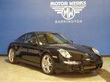 2008 Black Porsche 911 Carrera 4S Coupe #76803804