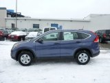 2013 Twilight Blue Metallic Honda CR-V LX AWD #76804449
