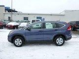 2013 Twilight Blue Metallic Honda CR-V LX AWD #76804449