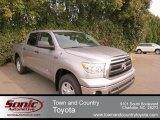 2013 Silver Sky Metallic Toyota Tundra CrewMax 4x4 #76804317