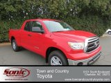 2013 Barcelona Red Metallic Toyota Tundra Double Cab #76804313