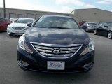 2013 Indigo Night Blue Hyundai Sonata SE #76803919
