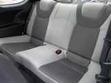 2013 Hyundai Genesis Coupe 2.0T Premium Rear Seat