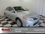 2013 Classic Silver Metallic Toyota Camry Hybrid XLE #76804310