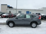 2013 Polished Metal Metallic Honda CR-V LX AWD #76804440