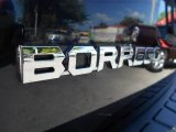 Kia Borrego Badges and Logos