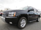 2012 Chevrolet Avalanche Z71 Data, Info and Specs