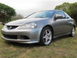 2006 Magnesium Metallic Acura RSX Type S Sports Coupe #76804614
