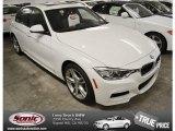 2013 Alpine White BMW 3 Series 335i Sedan #76804158