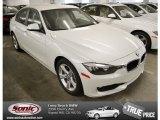 2013 Mineral White Metallic BMW 3 Series 328i Sedan #76804156