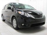 2011 Black Toyota Sienna XLE #76804282